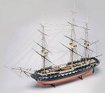 U.S.S. Constitution Model Kit,1:96 Scale 1385 pieces  Revell 0398