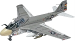 A-6E Navy Attack Bomber,1:48 Scale,192 pieces Revell 5626