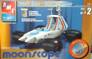 E31565 Moonscope 1:25 Scale Buyers  Choice  Model  Kit
