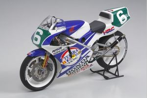 Ajinomoto 1990 Honda NSR 250 Model Kit by Tamiya