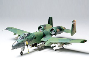 TAM61028 USAF A-10A Thunderbolt II 1:48 Scale Model Kit