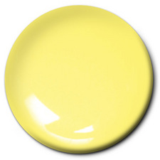 Gloss Light Yellow Enamel (1/4 oz) Testors 1112