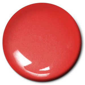 Fluorescent Red Enamel (1/4 oz bottle) Testors 1175