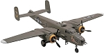 B-25J Mitchell Plastic Model Kit- 1:48 Scale- Skill Level 2 - Revell 5512 031445055126