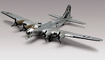 B-17G Flying Fortress Plastic Model Kit- 1:48 Scale- Skill Level 2 - Revell 5600