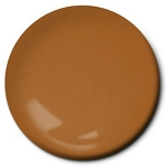 Flat Military Brown Enamel (1/4 oz) Testors 1166