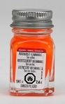 Fluorescent Orange Enamel (1/4 oz bottle) Testors 1173