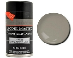 Navy Aggressor Gray FS 36251 (3 oz aerosol can) Testors Model Master 1994