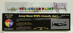 Army-Navy WWII Aircraft Paint Set #1 Tru-Color 10604
