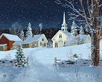 Christmas Lights-1000 piece jigsaw puzzle WMP1076