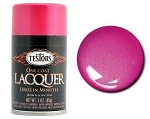 Electric Pink One Coat Lacquer (3 oz aerosol) Testors 1841