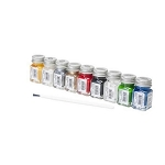 Enamel Craft and Hobby Paint Set (Eight Colors + Thinner) Testors 6146