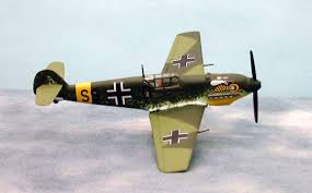 WWII German Luftwaffe-RLM Colors