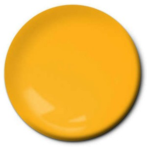 Deep Yellow Enamel (1/2 oz) Model Master 2118