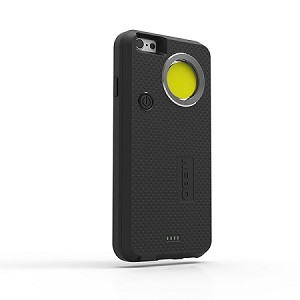 CaseBrite iPhone Protective Case with 200 Lumen Light Nebo 6347 & 6348