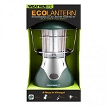 Weatherrite Rechargeable Lantern 24 LED Never Needs Batteries