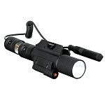 RM400LSR Rail Mount  Gun Light 400 Lumens plus Red Laser NEBO 6086
