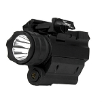 RM190LSR Rail Mount  Gun Light 190 Lumens plus Red Laser NEBO 6110