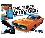 The Dukes of Hazzard General Lee Model Kit MPC 706