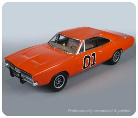 General Lee Dodge Charger The Dukes of Hazard Model Kit MPC MPC706 1:25