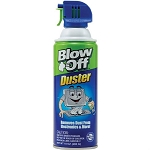 Blow Off Duster Compressed Air in a Can 10 Ounce