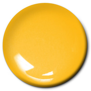 Yellow Enamel (1/4 oz bottle) Testors 1114