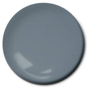 Flat Battle Gray Enamel (1/4 oz) Testors 1163
