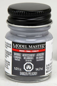 5-H Haze Gray U.S. Navy (semi-gloss) Enamel (1/2 oz) Model Master 2156
