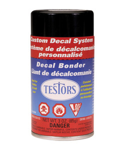 Decal Bonder (3 oz aerosol) Testors Number 9200