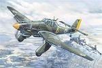 Junkers JU-87A Stuka Plastic Model Kit 26