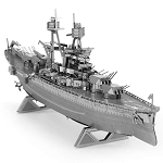 USS ARIZONA Metal Model Kit MMS097