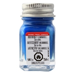 Bright Blue Enamel Paint (1/4 oz bottle) Testors 1110