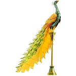 PREMIUM SERIES PEACOCK Metal Model kits ICX112