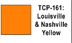 Louisville & Nashville Yellow Acrylic Paint (1 ounce bottle) Tru-Color 161