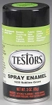 Sublime Green Gloss Enamel (3 oz aerosol) Testors 1633