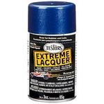 De Ja Blue One Coat Lacquer (3 oz aerosol) Testors 1836