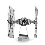 TIE Fighter Star Wars Metal Model Kit MMS256