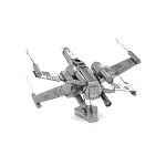 X-Wing Star Fighter Metal Model Kit MMS257