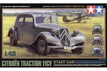 Citroen Traction 11CV Staff Car 1:48 Scale Tamiya 32517
