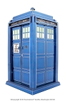 DOCTOR WHO TARDIS Metal Model kit MMS400M