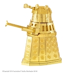 DOCTOR WHO GOLD DALEK Metal Model kits MMS401G