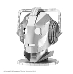 DOCTOR WHO CYBERMAN HEAD Metal Model kits MMS402