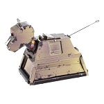 DOCTOR WHO RUSTY K-9 Metal Model kits MMS403A