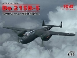 Do 215-B5 WWII German Night Fighter Plastic Model Kit>Wingspan Over 9
