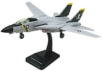 F-14 Tomcat Preassembled Highly Detailed Replica Plastic Model WowToyz IN14G