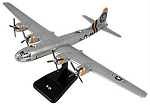 B-29 Superfortress Preassembled Highly Detailed Replica Plastic Model WowToyz INB29