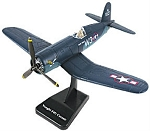 F4U Corsair Preassembled Highly Detailed Replica Plastic Model WowToyz INF4U