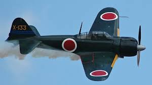WWII Japanese Aircraft