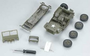 Jeep Willys Model Kit
